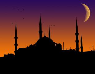 Islamic mosque 2