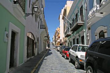 El Viejo San Juan Puerto Rico