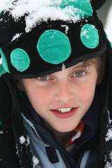 Snow hat
