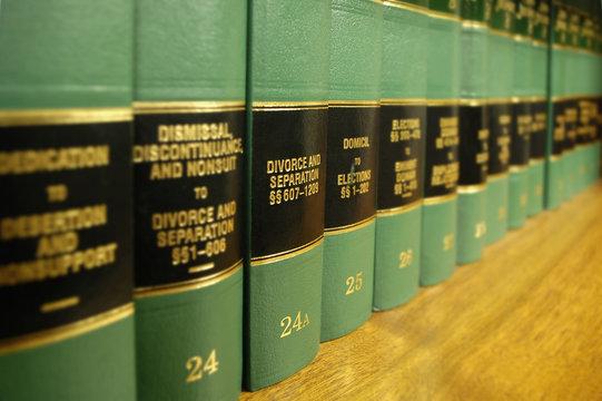 Law Books on Divorce