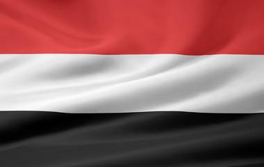 Jemenitische Flagge