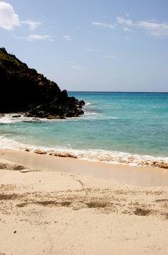 Governor's bay, St. Barth, Caribbean