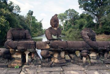 Khmer gods
