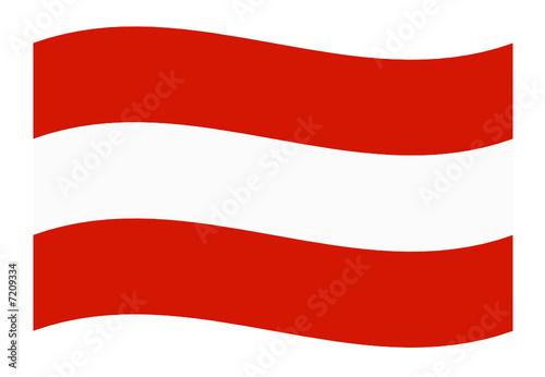 sterreich austria fahne welle stockfotos und lizenzfreie vektoren auf bild 7209334. Black Bedroom Furniture Sets. Home Design Ideas