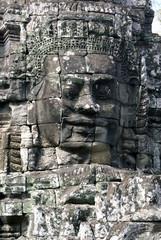 Face of Buddha