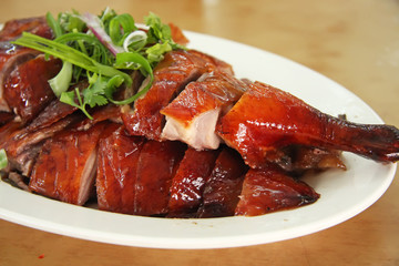 Photo sur Plexiglas Pekin Roast duck