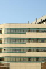 Hospital Building - vertical format