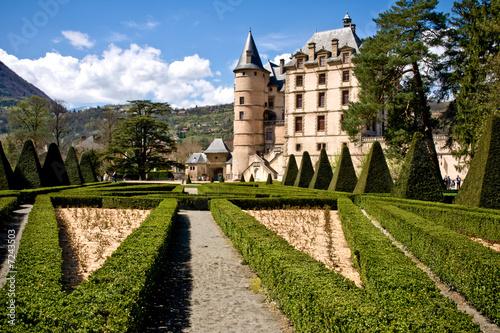 Chateau de Vizille, Isere, France  № 156847 бесплатно