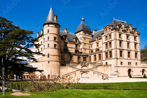 Chateau de Vizille, Isere, France  № 156835 бесплатно