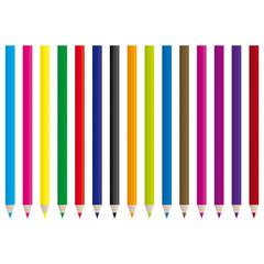 Pencils (Vector)