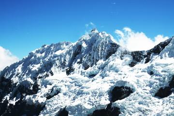 High Cordilleras mountain