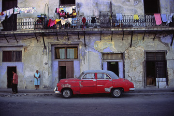 street picture of habana