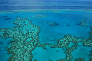 Great Barrier Reef, Queensland.