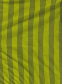 Spring, striped fabric background. Series - green, yellow.