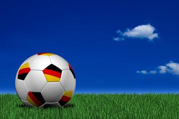 German Soccer Ball
