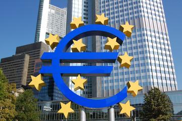 frankfurt europäische zentralbank