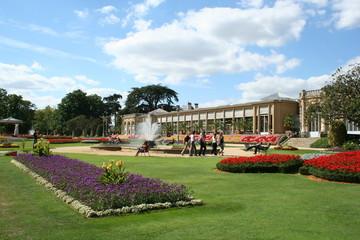Rennes :Le jardin du Thabor