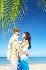 tropic couple