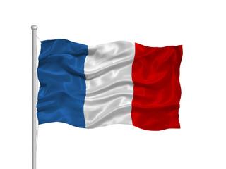France Flag 2
