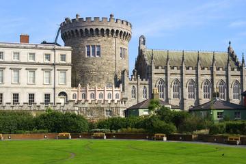 Fotobehang Kasteel Dublin Castle