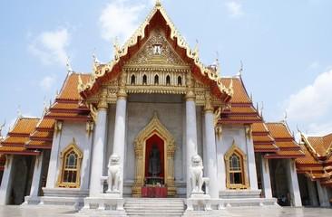 wat benchamabophit. marble temple. temple
