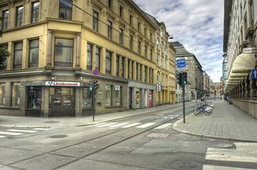 Oslo streat