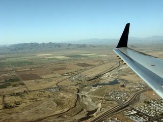 Above Phoenix, AZ