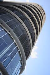 Fotobehang Aan het plafond Architektur