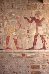 fresque antique égyptienne