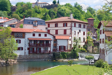 Saint Jean Pied de Port (France)