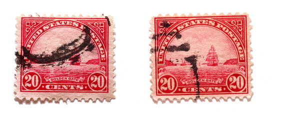 Golden Gate Stamps