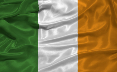 Ireland Flag 3