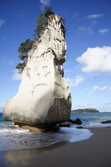 Cathedral Cove-strand
