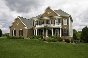 Modern House in Suburbs