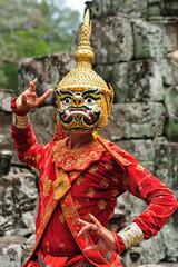 Cambodia; Angkor; bayon temple