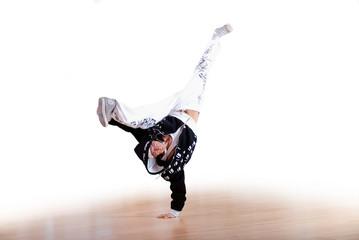 .break dancer