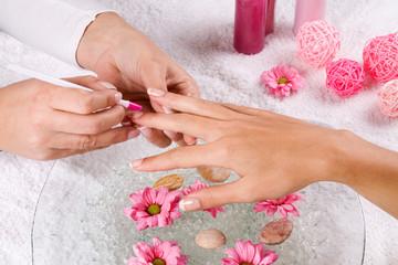 Photo Blinds Manicure manicure