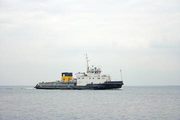 small ship