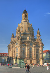 HDR Frauenkirche