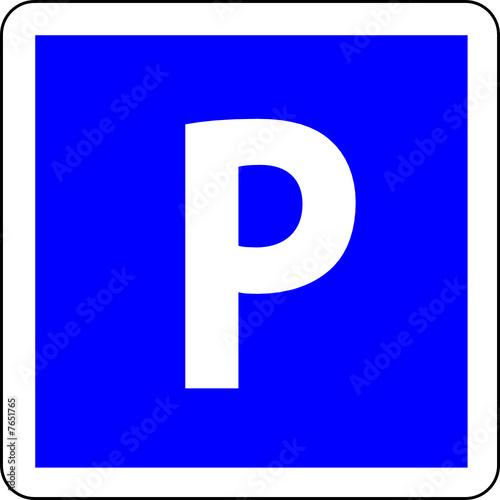 a0178 panneau information parking fichier vectoriel libre de droits sur la banque d 39 images. Black Bedroom Furniture Sets. Home Design Ideas