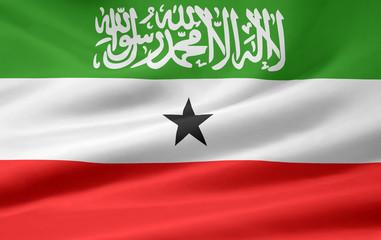 Somaliland Flagge