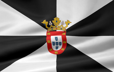 Ceuta Flagge
