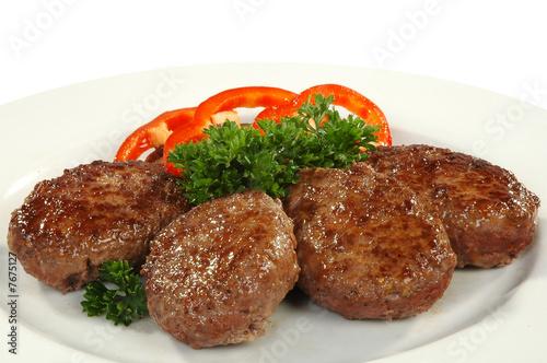 Котлеты из баранины и говядины фото рецепт