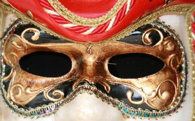 Maske bunt