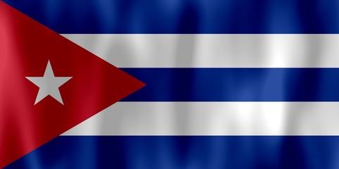 drapeau cuba flag