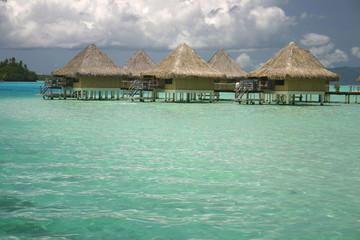 Bora Bora summer resort
