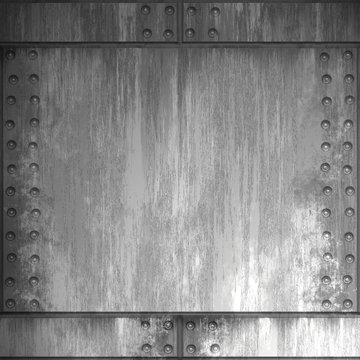 riveted steel