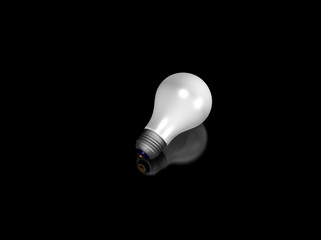 Common light bulb.