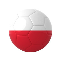 Polish soccer.