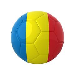 Romanian soccer.
